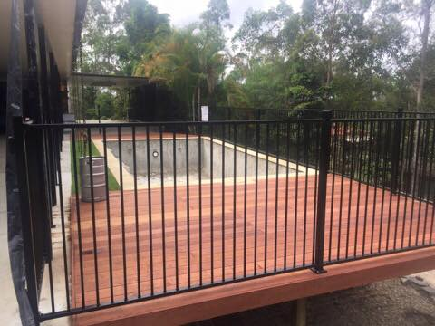 Tubular Aluminium Pool, Garden & Security Fencing