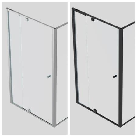 All In One Shower Screen/Door Kits