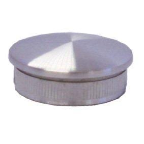 38mm Round End Dome Cap