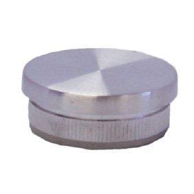 38mm Round Flat End Cap