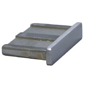 50 x 10mm End Cap