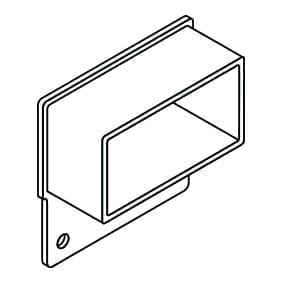 Offset Wall Bracket