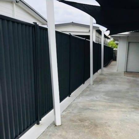 Colorbond ® Steel Fences & Gates