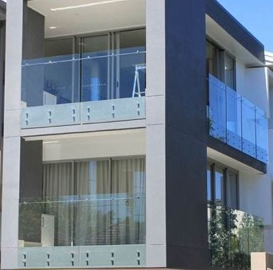 Fully Frameless - Balustrade Glass, Handrails & Components