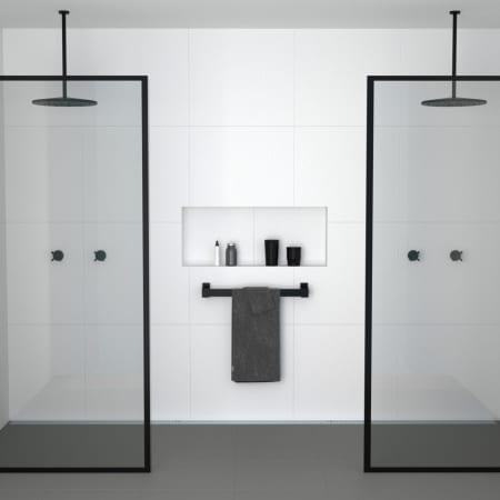Linea Fully Framed Glass Panels