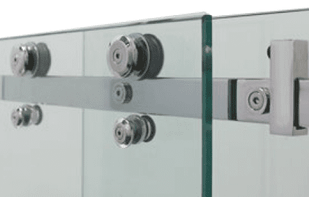 Sliding Rail System Hardware