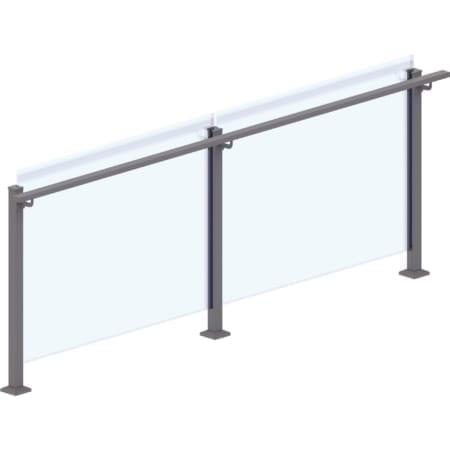 Offset Handrail & Accessories