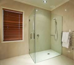 Frameless Glass Showerscreens