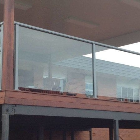 Semi Frameless - Balustrade